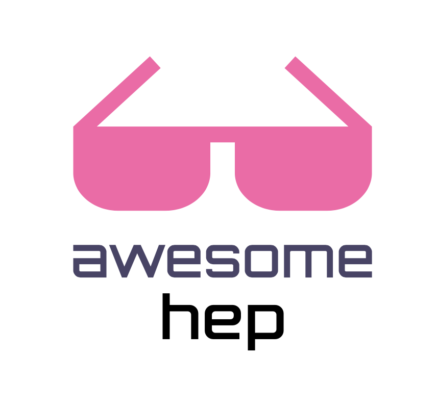 awesome-hep logo